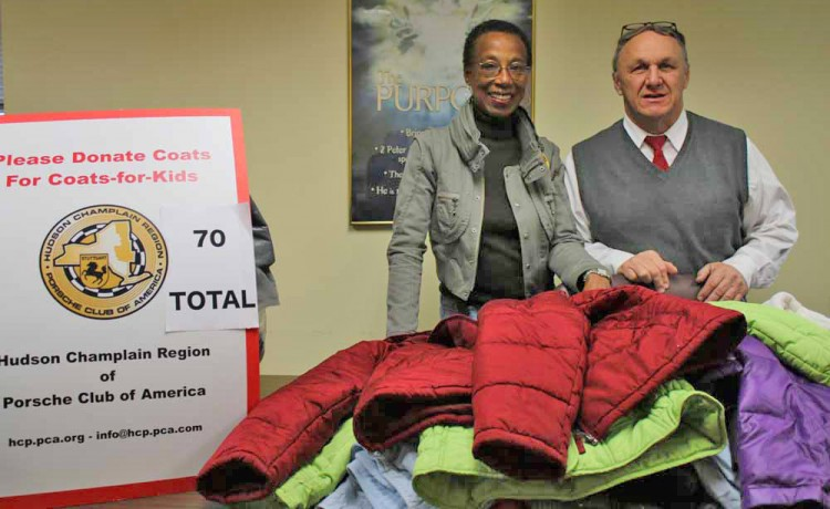 Successful Coats for Kids Drive Benefits Albany Mission