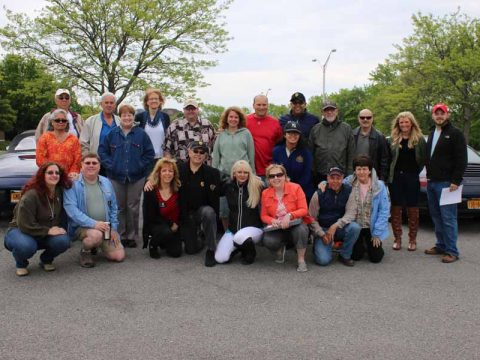 Club Heads to Cooperstown for May D&D