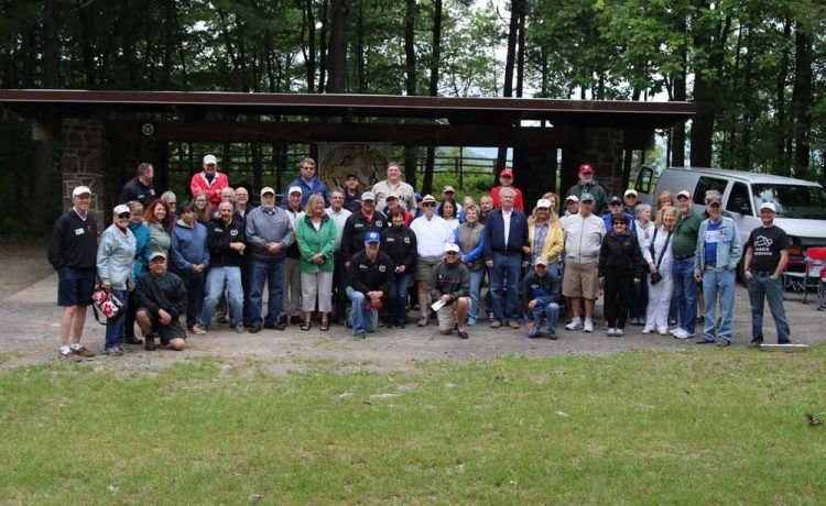 Annual Picnic Draws Large Crowd Despite Chilly Weather