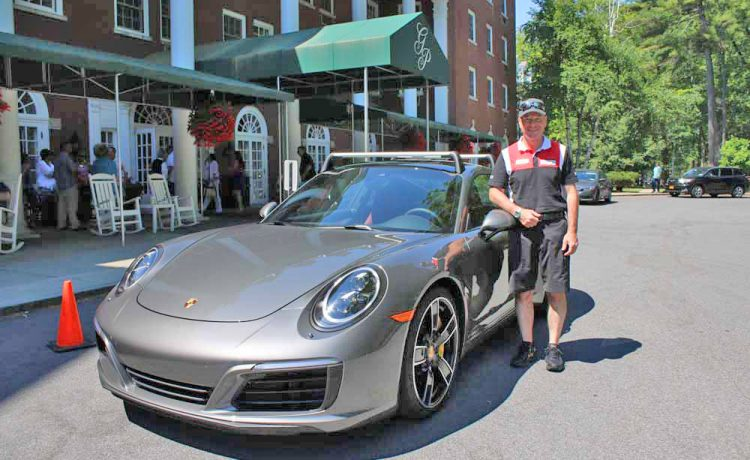 June's Car and Coffee: Test Drive the New 911 Turbo