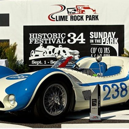 Lime Rock Historic Festival 34 – Sunday in the Park