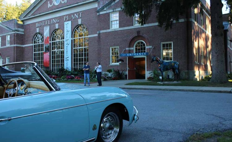Saratoga Auto Museum Hosts Monthly Dinner-Business Meeting