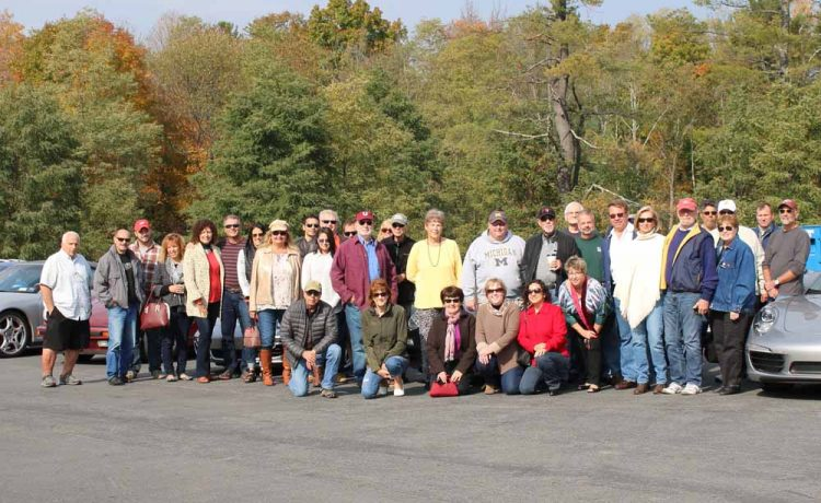 Leaf Peepers: HCP's October Drive and Dine