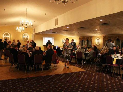 HCP Members Come Together for Annual Banquet