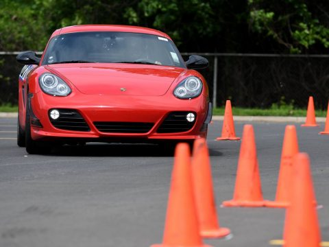 Fun-filled June Autocross