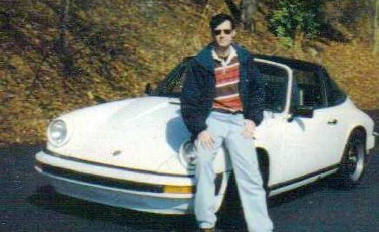 Why did you buy your first Porsche?  Adam Wright