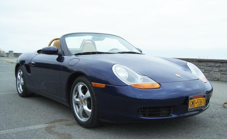 Why did you buy your first Porsche?  John Eaton