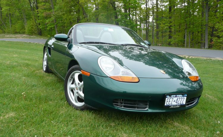 Why did you buy your first Porsche?  Jeff Meyers