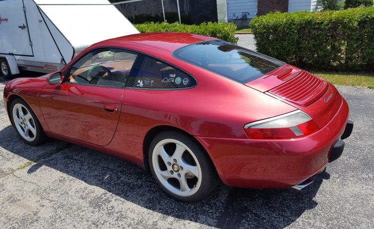 Why did you buy your first Porsche?  Chris Klapper