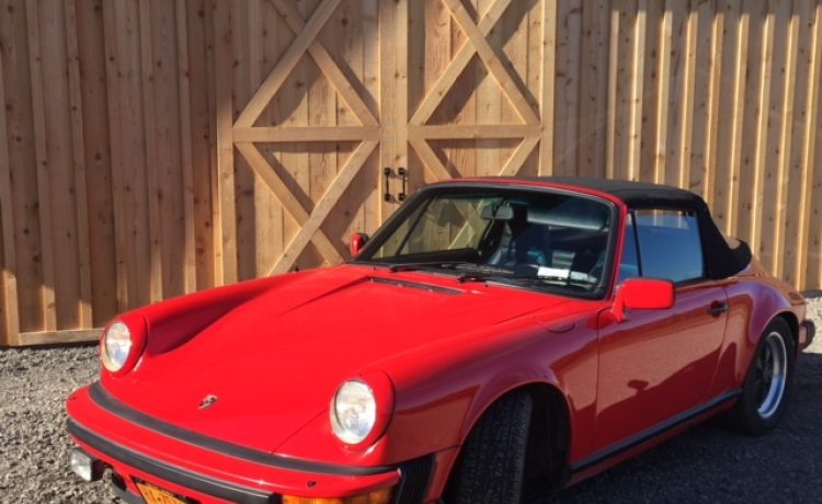 Why I Bought My First Porsche: David Cathers