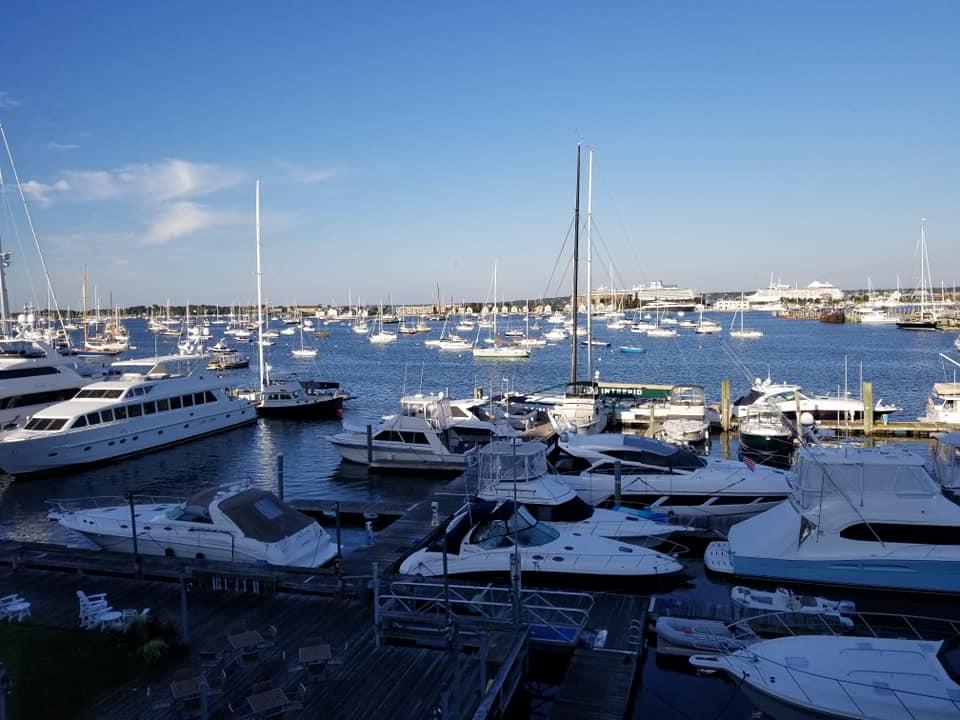 Newport RI Bay