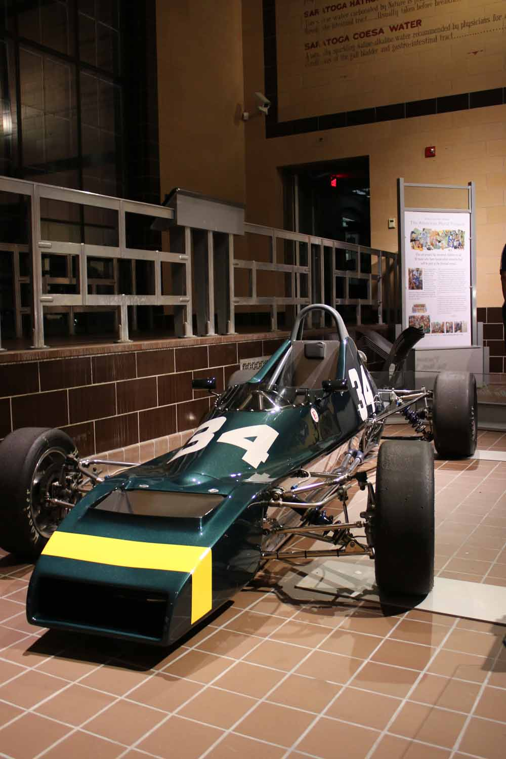 saratoga auto museum hosts monthly dinner business meeting hcp open roads. Black Bedroom Furniture Sets. Home Design Ideas